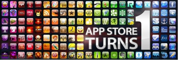 App Store One Year
